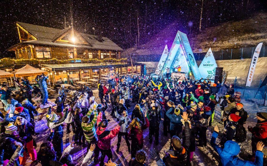 Mainstage SKIEFEST 2019 - Bardonecchia